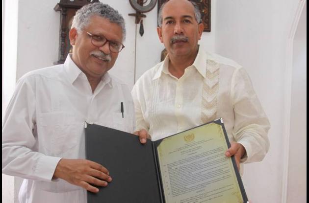 Reconocimiento a Alfonso Múnera