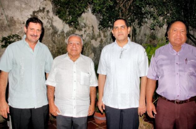 Conferencia en la Academia de Medicina de Cartagena