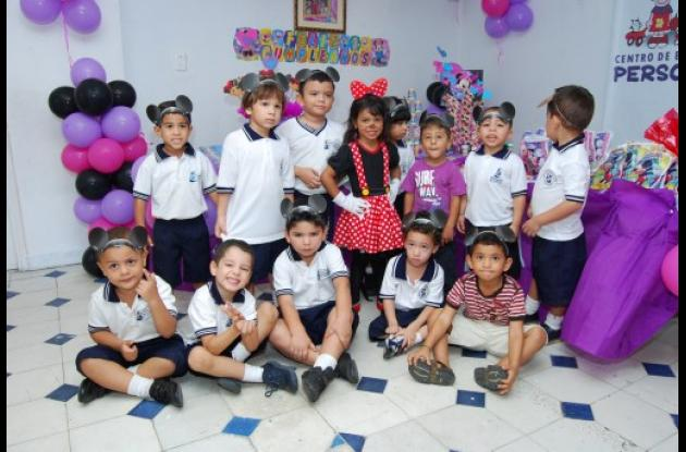 Cumpleaños de Laura Sofía Vega