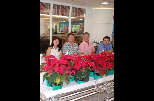 Almuerzo de Navidad en el Hilton