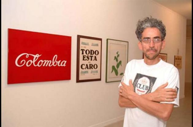 Antonio Caro expone en el Museo Zenú de Arte Contemporáneo, en Montería.