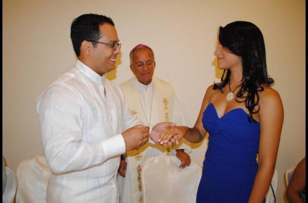 Compromiso de Manuel Radd y Verónica Pérez