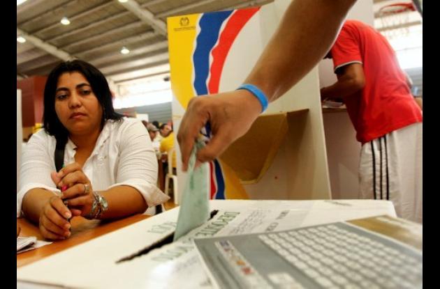 Elecciones Gobernación de Bolívar