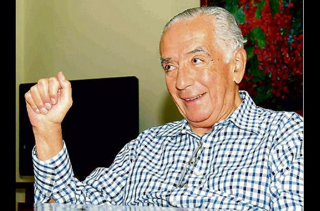 El senador Enrique Gómez Hurtado