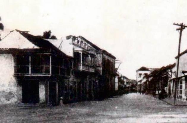 Arquitectura colonial cartagenera.