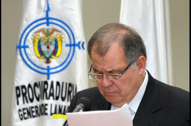La Procuraduría General de la Nación formuló pliego de cargos contra notarios