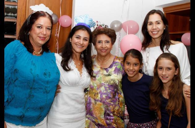 Cumpleaños de Inés de Lara