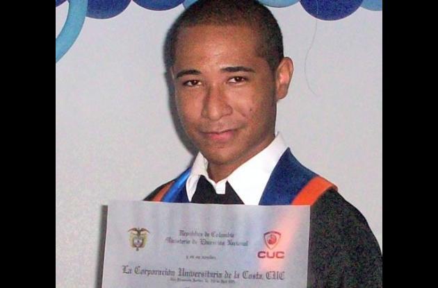 Grado de Edson Ahumada