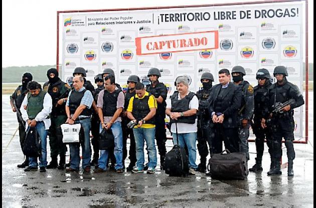 Deportados seis colombianos desde Venezuela