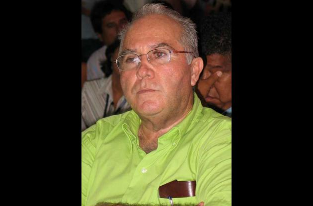 Eduardo Gómez Merlano, alcalde (e) de Corozal