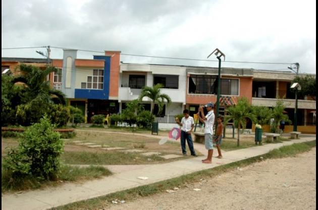 barrio Las Palmeras