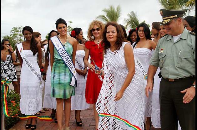 Este miércoles a las 8:30 de la mañana se inauguró en Cartagena en parque lineal