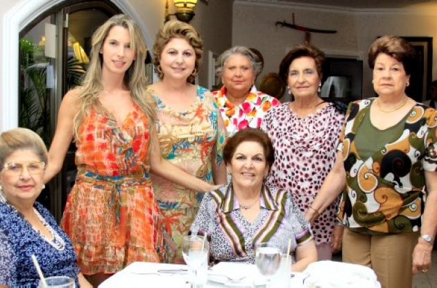 Despedida de Georgette Yague