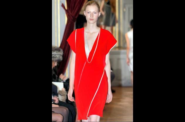 Moda de alta costura en París