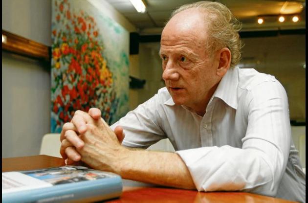 El escritor norteamericano John Ralston Saul