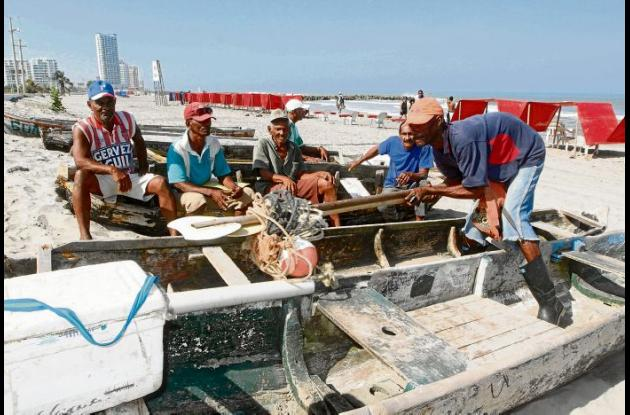 Pescadores de Comfenalco, Túnel de Crespo