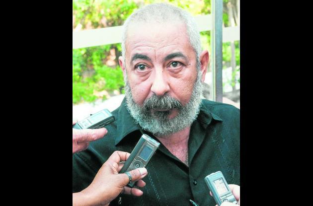 El novelista cubano Padura