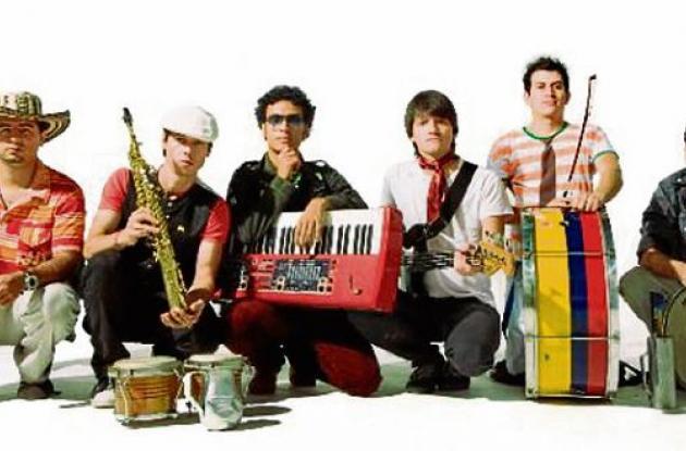 Puerto Candelaria, agrupación de ritmos colombianos populares.