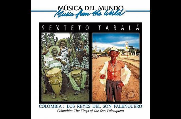 Trabajo discográfico del Sexteto Tabalá.