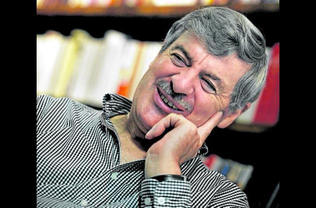 Gerald Martin, el biógrafo inglés de García Márquez