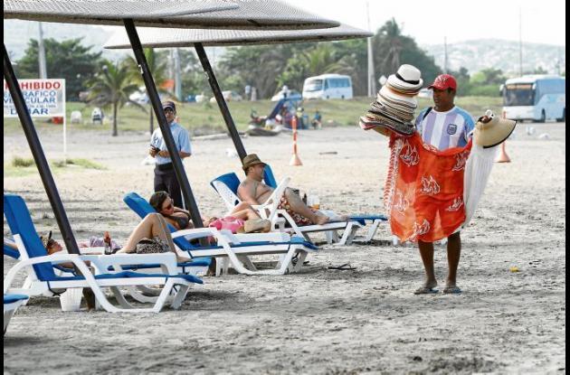 playas vendedores cartagena