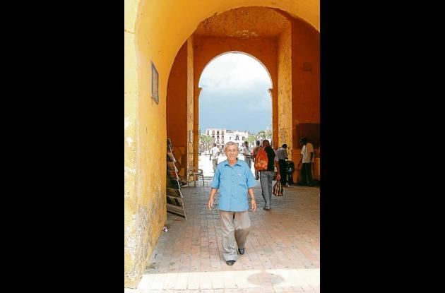 Marcial Alegría: Pintor primitivista Zenú