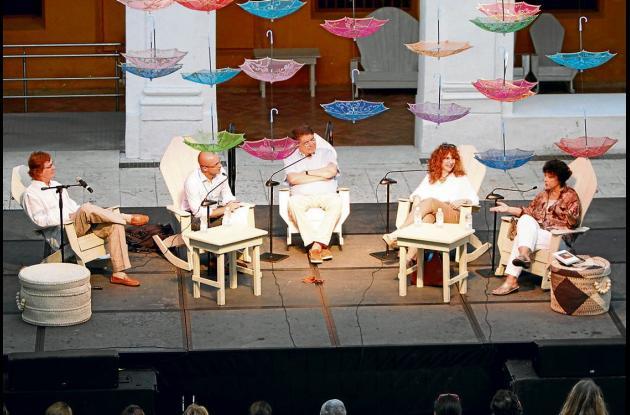 En el Hay Festival, se habla de  impunidad