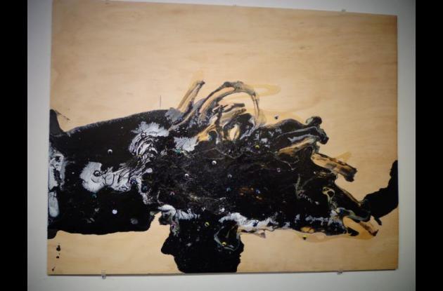 El expresionismo de José Covo.