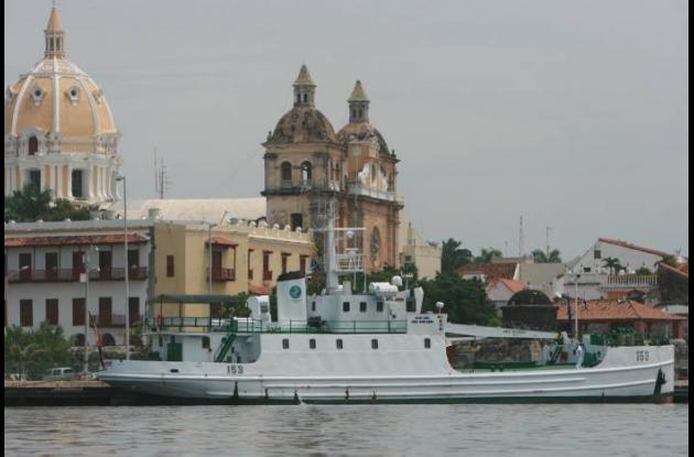 En agosto de este año, se presentó la Guía Náutica Internacional  de Cartagena.