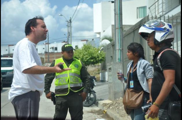 Agredidos periodistas en Sucre