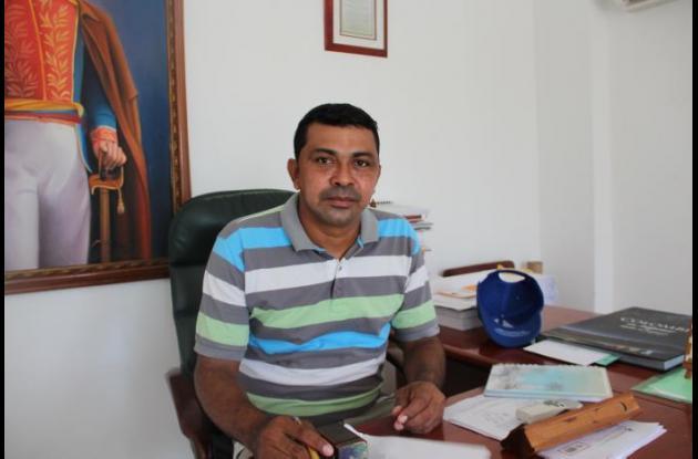 Ney Durant Bahoque, Alcalde de Soplaviento