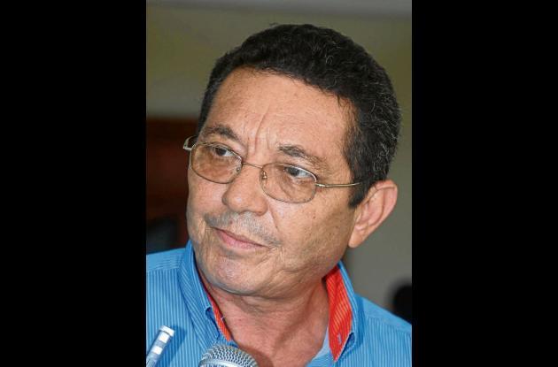 Armando González Fernández, exalcalde Corozal.