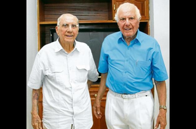 Cumpleaños de Arturo y Joaquín Gómez Pombo