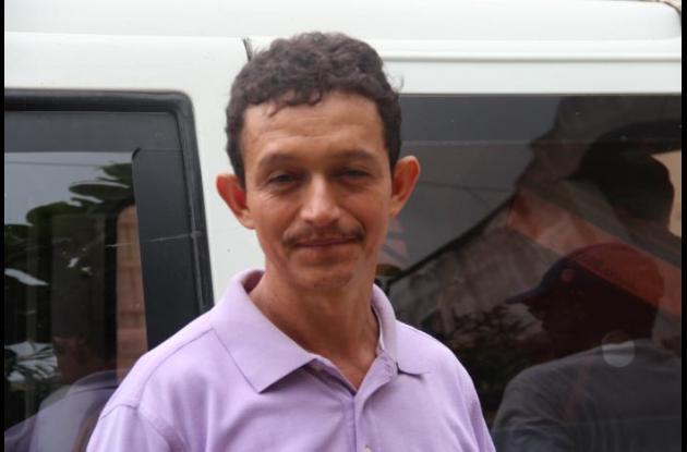Álvaro Jiménez, residente de la zona.
