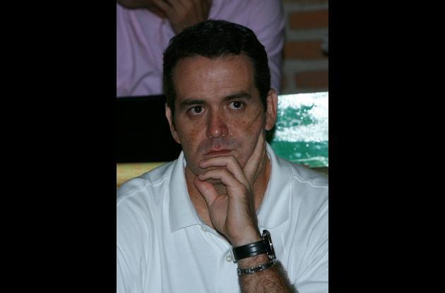 Andrés Betancourt, concejal conservador.