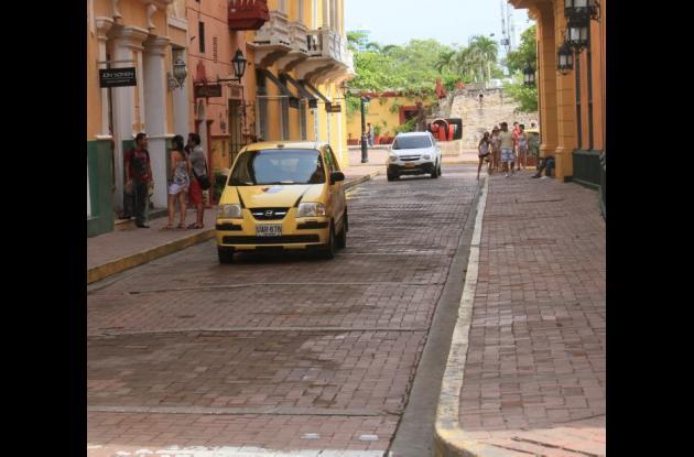 Calle Ricaurte