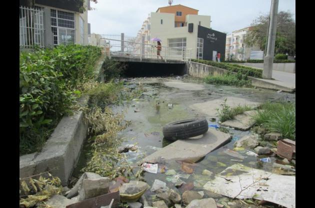 Canal El Socorro