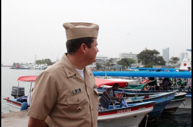 Capitán Juan Carlos Roa