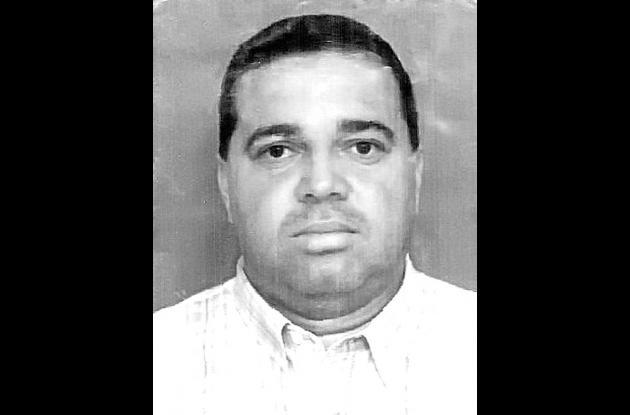 Jorge Sanín, fiscal asesinado.