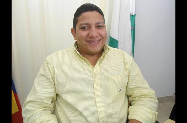 Carlos José Villamil Becerra, alcalde de Córdoba.