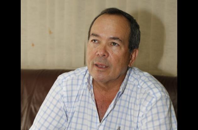 Carlos Otero Gerdts, alcalde designado de Cartagena.