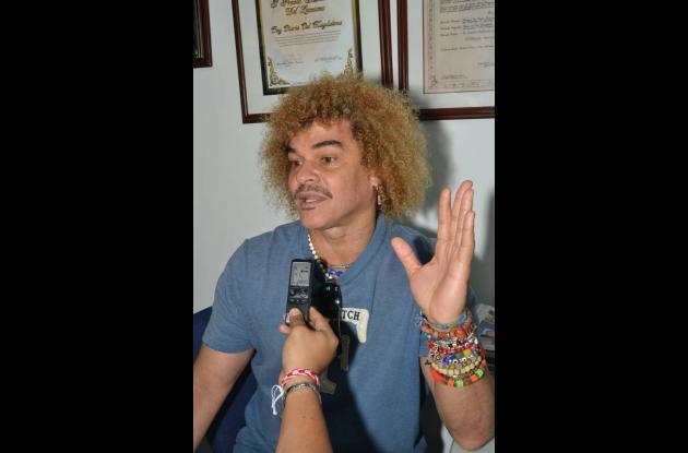 Carlos 'Pibe' Valderrama