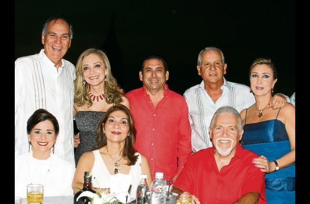 Cumpleaños de Carlos Yacamán