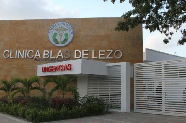 Clínica Blas de Lezo estrena nueva sede del servicio de urgencias.
