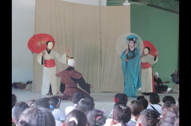 Mitos y Leyendas, un evento del que participaron cientos de magangueleños.