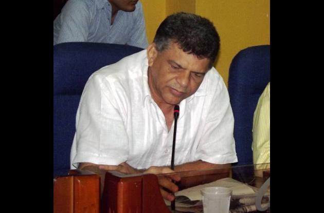 David Múnera, concejal del Polo