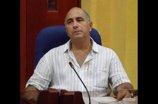 David Dáger, concejal