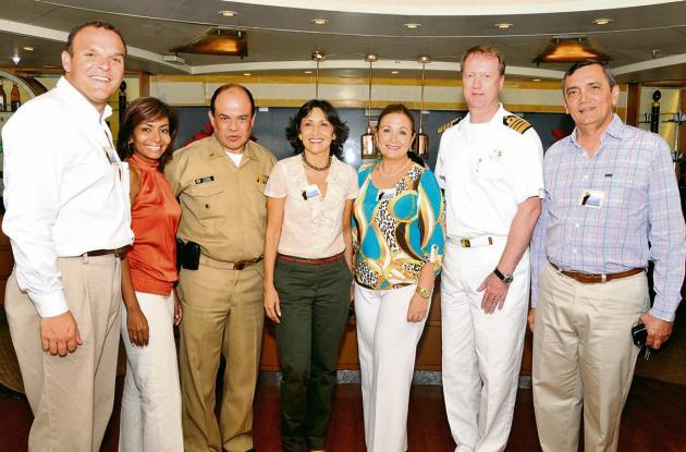 Crucero Disney Wonder, en Cartagena
