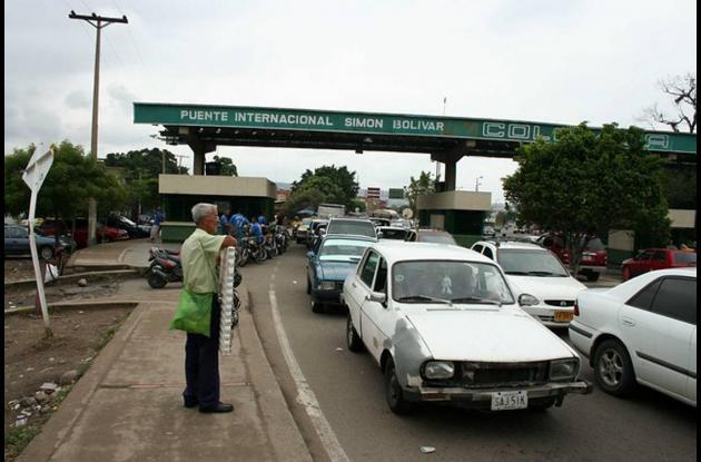 frontera cucuta colombia venezuela