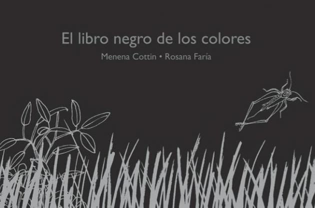 Portada de El libro negro de los colores